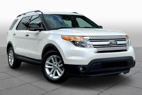 2014 Ford Explorer for sale at CU Carfinders in Norcross GA