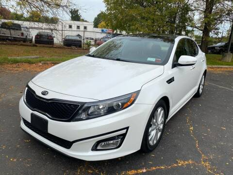 2014 Kia Optima for sale at Car Plus Auto Sales in Glenolden PA