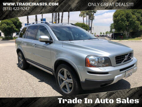 2010 Volvo XC90 for sale at Trade In Auto Sales in Van Nuys CA