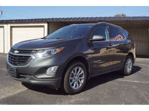 2019 Chevrolet Equinox for sale at Credit Connection Sales in Fort Worth TX