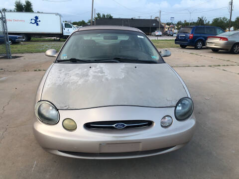 1999 Ford Taurus for sale at MB Auto Sales in Oklahoma City OK