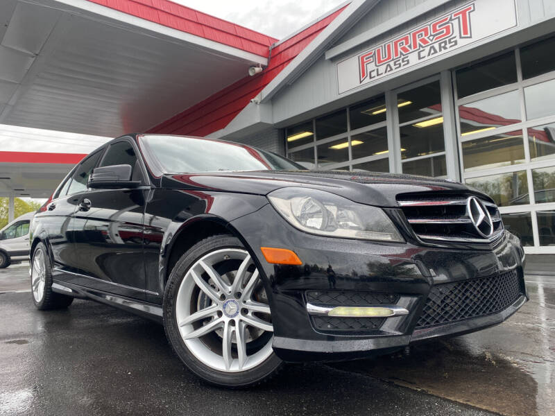 2014 Mercedes-Benz C-Class for sale at Furrst Class Cars LLC  - Independence Blvd. in Charlotte NC
