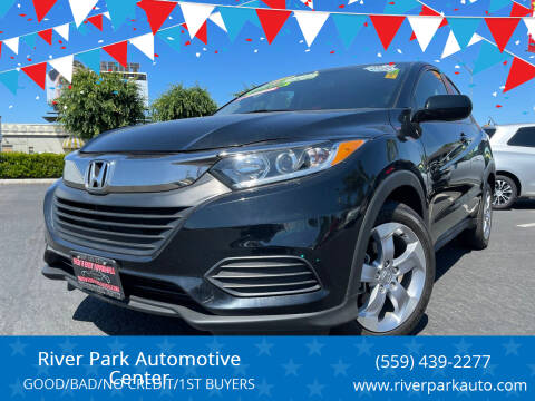 2019 Honda HR-V for sale at River Park Automotive Center in Fresno CA