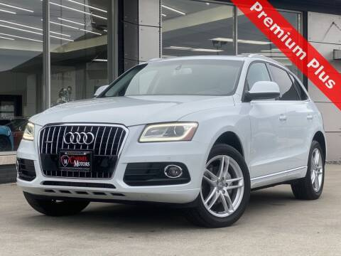 2013 Audi Q5 for sale at Carmel Motors in Indianapolis IN