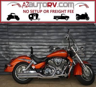 2002 Honda VTX1800R2 for sale at AZautorv.com in Mesa AZ