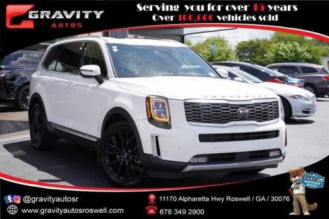 2020 Kia Telluride for sale at Gravity Autos Roswell in Roswell GA