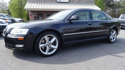 2008 Audi A8 L for sale at Driven Pre-Owned in Lenoir NC