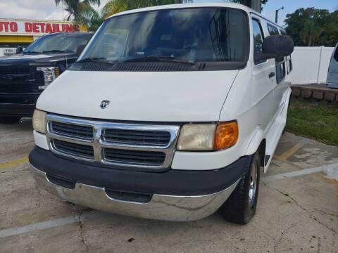 1999 Dodge Ram Van for sale at Autos by Tom in Largo FL