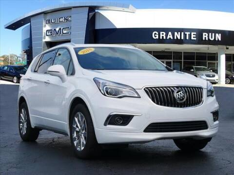2018 Buick Envision for sale at GRANITE RUN PRE OWNED CAR AND TRUCK OUTLET in Media PA