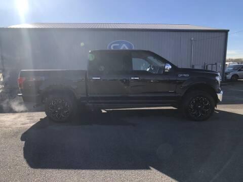 2017 Ford F-150 for sale at City Auto in Murfreesboro TN