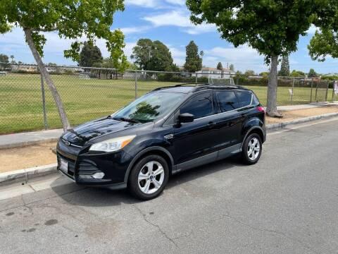 2013 Ford Escape for sale at PACIFIC AUTOMOBILE in Costa Mesa CA