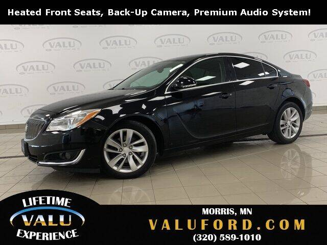 2015 Buick Regal for sale in Morris, MN