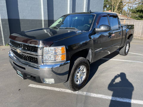 2008 Chevrolet Silverado 2500HD for sale at APX Auto Brokers in Lynnwood WA