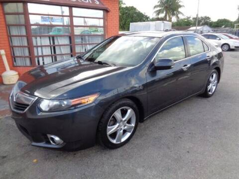 2012 Acura TSX for sale at Z MOTORS INC in Hollywood FL