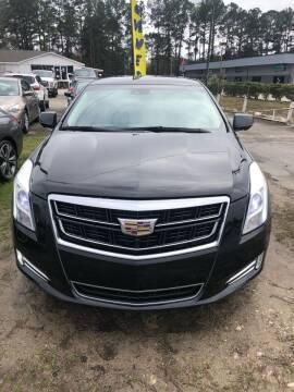 2016 Cadillac XTS for sale at Gralin Hampton Auto Sales in Summerville SC