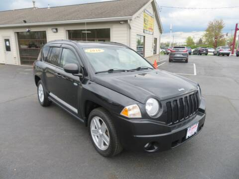 2010 Jeep Compass for sale at Tri-County Pre-Owned Superstore in Reynoldsburg OH