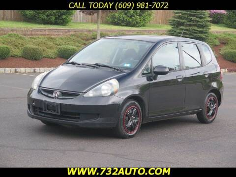 2008 Honda Fit for sale at Absolute Auto Solutions in Hamilton NJ