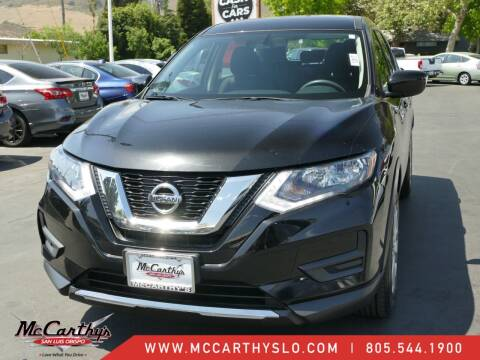 2017 Nissan Rogue for sale at McCarthy Wholesale in San Luis Obispo CA