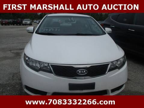 2011 Kia Forte for sale at First Marshall Auto Auction in Harvey IL