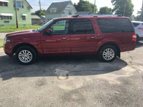 2014 Ford Expedition EL for sale at Albia Motor Co in Albia IA