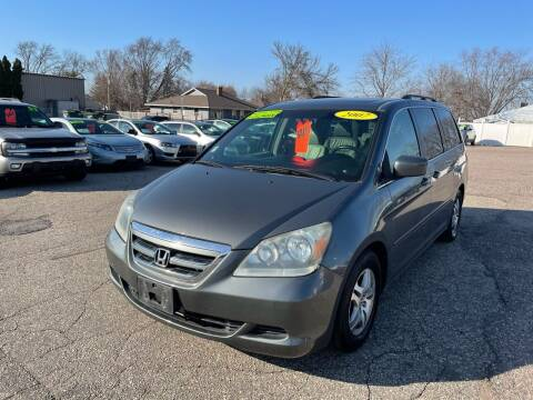 2007 Honda Odyssey for sale at River Motors in Portage WI