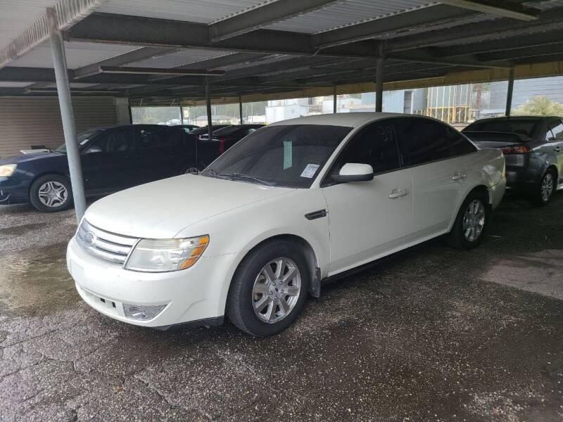 2009 Ford Taurus for sale at Mott's Inc Auto in Live Oak FL