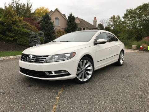 2013 Volkswagen CC for sale at CLIFTON COLFAX AUTO MALL in Clifton NJ