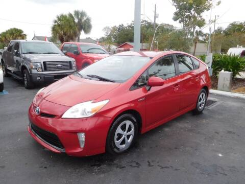2012 Toyota Prius for sale at Bay City Autosales in Tampa FL