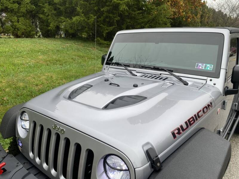 2015 Jeep Wrangler Unlimited 4x4 Rubicon Hard Rock 4dr SUV - West Chester PA