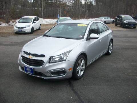2015 Chevrolet Cruze for sale at Auto Images Auto Sales LLC in Rochester NH