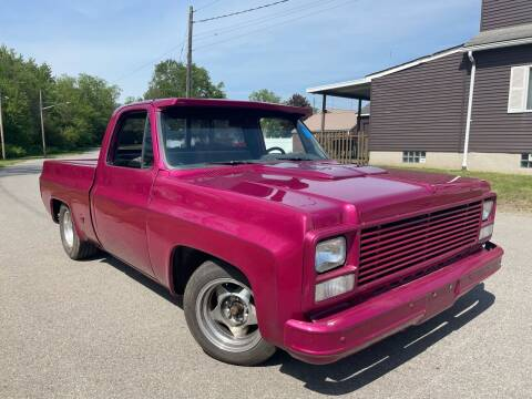 1975 Chevrolet C/K 1500 Series for sale at Trocci's Auto Sales in West Pittsburg PA