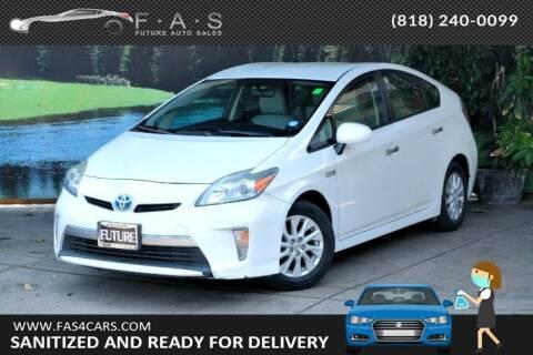2014 Toyota Prius Plug-in Hybrid for sale at Best Car Buy in Glendale CA