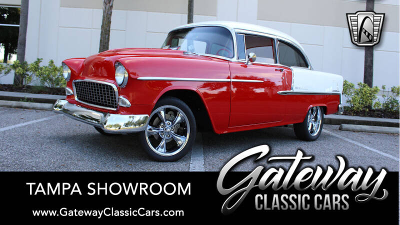 1955 Chevrolet Bel Air for sale in Ruskin, FL