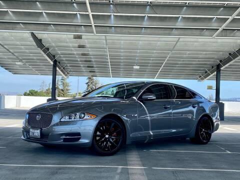 2011 Jaguar XJL for sale at Ronnie Motors LLC in San Jose CA