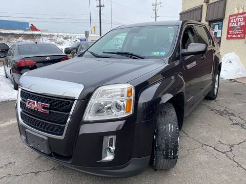 2013 GMC Terrain for sale at Luxury Unlimited Auto Sales Inc. in Trevose PA