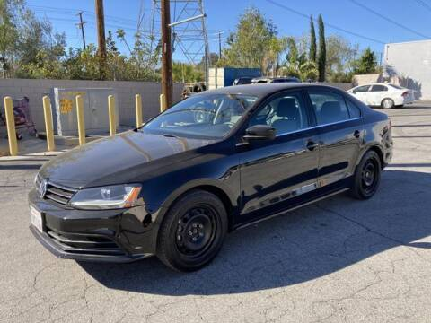 2017 Volkswagen Jetta for sale at Hunter's Auto Inc in North Hollywood CA