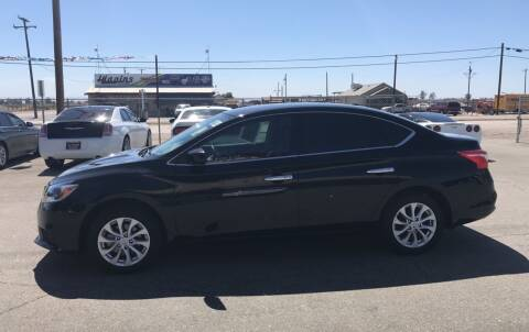 2018 Nissan Sentra for sale at First Choice Auto Sales in Bakersfield CA