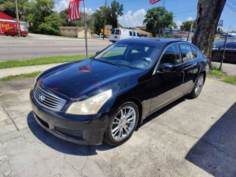 2007 Infiniti G35 for sale at Advance Import in Tampa FL