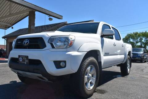 2014 Toyota Tacoma for sale at Atlas Auto in Grand Forks ND