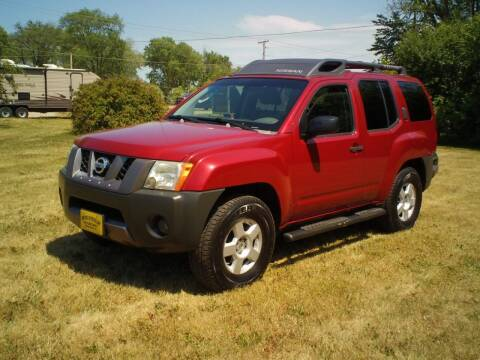 2007 Nissan Xterra for sale at BestBuyAutoLtd in Spring Grove IL