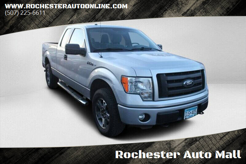 2012 Ford F-150 for sale at Rochester Auto Mall in Rochester MN