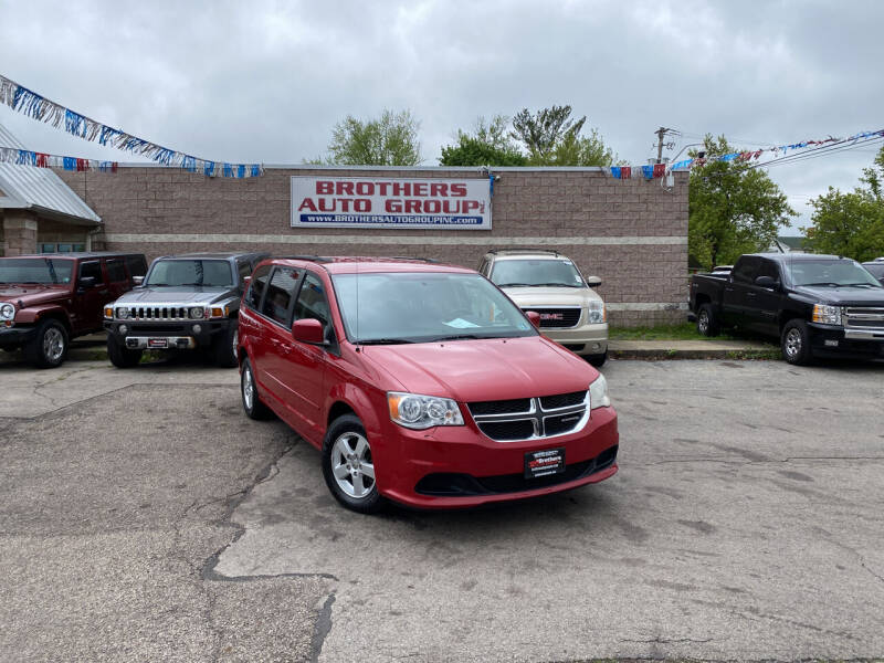 2012 Dodge Grand Caravan for sale at Brothers Auto Group in Youngstown OH