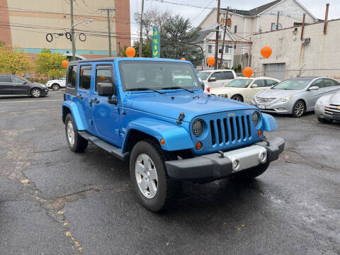 2010 Jeep Wrangler Unlimited for sale at 103 Auto Sales in Bloomfield NJ
