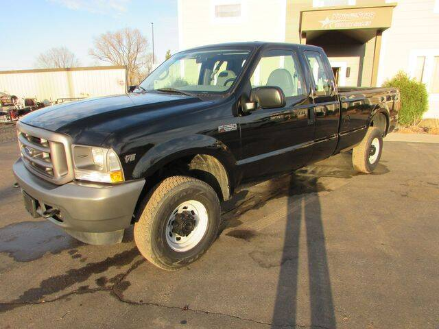 2002 Ford F-250 Super Duty for sale at NorthStar Truck Sales in St Cloud MN