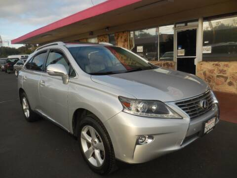 2015 Lexus RX 350 for sale at Auto 4 Less in Fremont CA