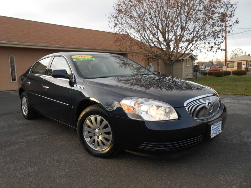 2007 Buick Lucerne for sale at McKenna Motors in Union Gap WA