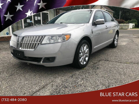 2012 Lincoln MKZ for sale at Blue Star Cars in Jamesburg NJ