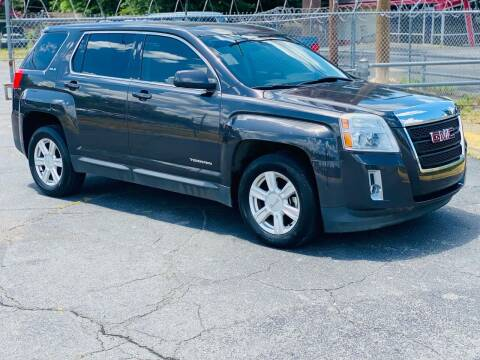 2014 GMC Terrain for sale at University Auto Sales of Little Rock in Little Rock AR