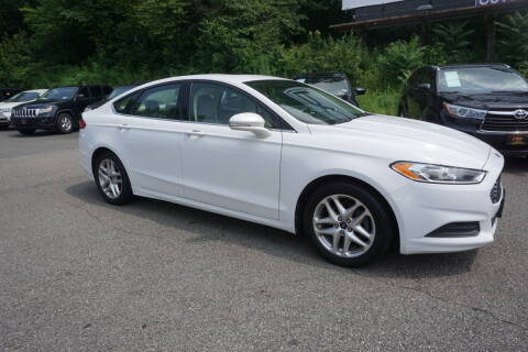 2013 Ford Fusion for sale at Bloom Auto in Ledgewood NJ