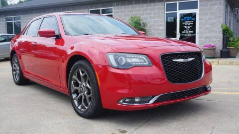 2017 Chrysler 300 for sale at World Auto Net in Cuyahoga Falls OH
